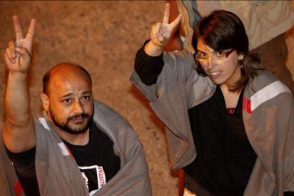 Los activistas españoles denuncian maltrato israelí a su llegada a Estambul