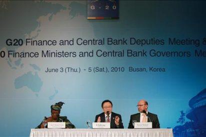 El G20 analiza el crecimiento y el sistema financiero en la última jornada de la reunión