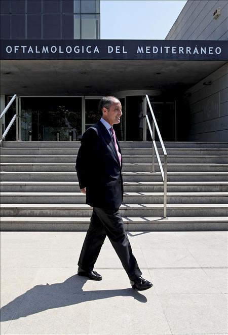 """Rajoy insiste en que """"Camps es inocente mientras no se demuestre lo contrario"""""""