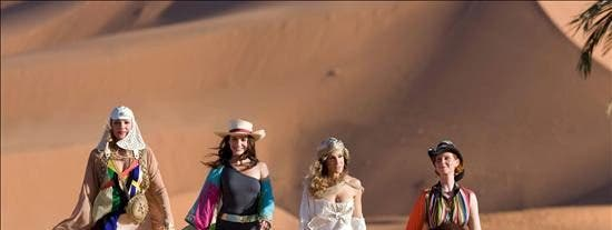 "Sarah Jessica Parker viste de Zara en ""Sexo en Nueva York 2"""