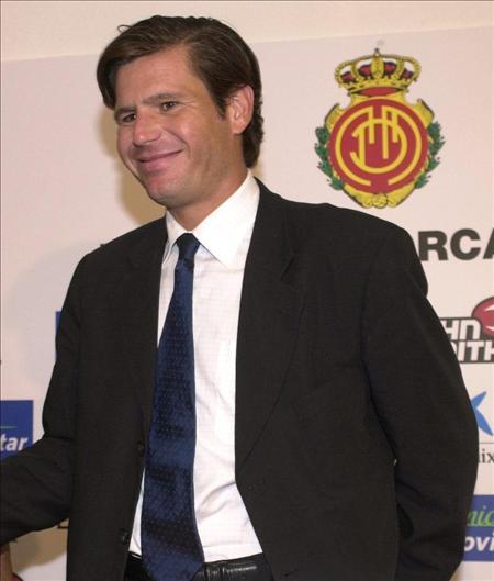 Alemany mantiene contactos con Serra Ferrer para la venta del Mallorca