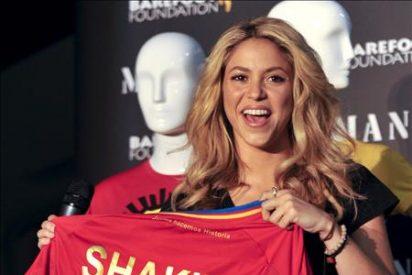 "Shakira dice que le ""encantaría que ganara un equipo hispano"""