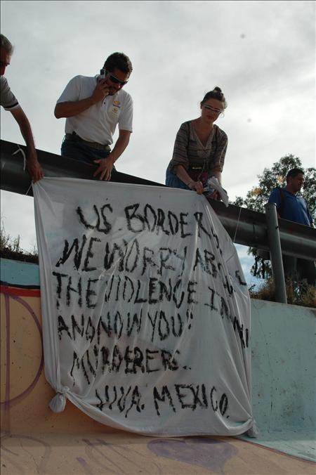 El presidente mexicano condena la muerte de un adolescente por un agente de inmigración de EEUU