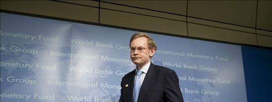 Banco Mundial alerta sobre el efecto desestabilizador de Europa para la economía global