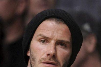 David Beckham se convierte en personaje de cómic