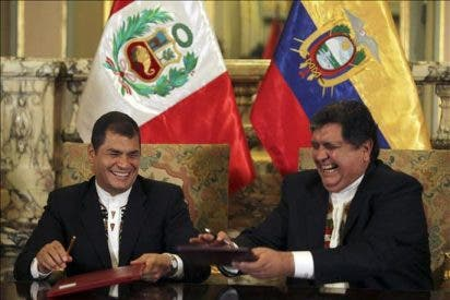 Ecuador y Perú profundizan la integración en temas consulares e infraestructuras