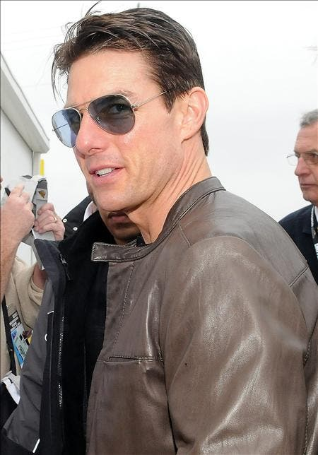 "Tom Cruise hará una comedia sobre su Les Grossman de ""Tropic Thunder"""