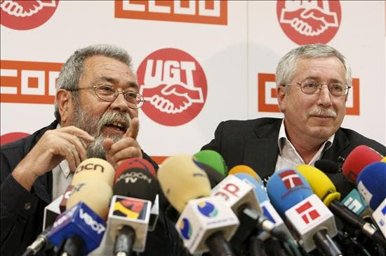 Finaliza sin acuerdo la última reunión para pactar la reforma laboral española
