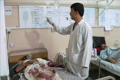 Treinta y cinco muertos y 73 heridos en explosión en boda en Kandahar