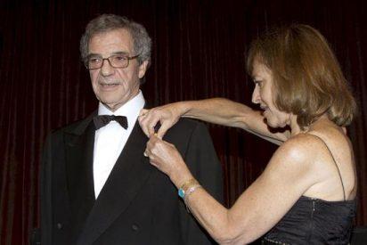 El presidente de Telefónica recibe la Medalla de oro de la Américas Society