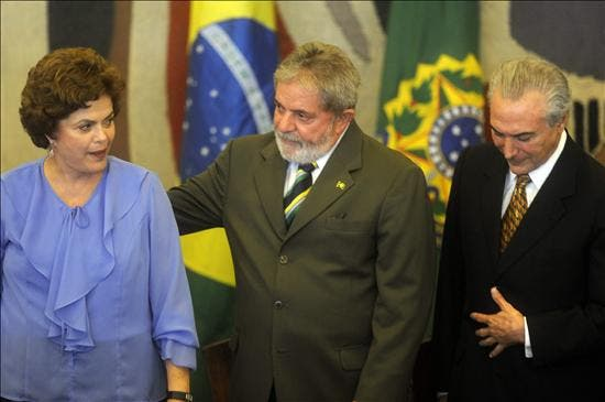 El principal partido brasileño aprueba el candidato a vicepresidente de Rousseff
