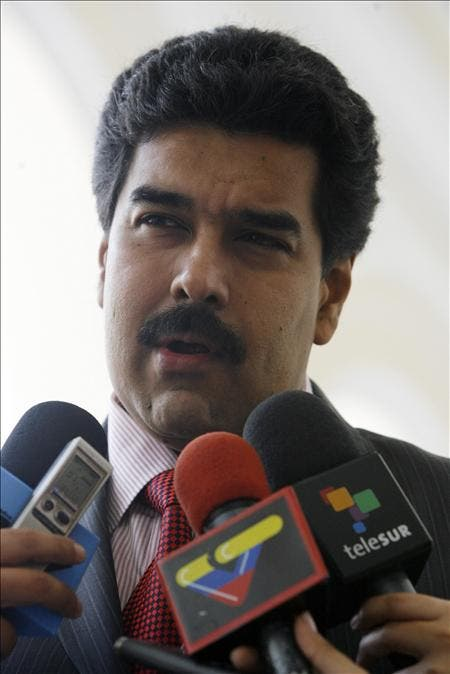 El Gobierno no acepta chantajes, dice el canciller sobre la orden de detención de Zuluaga