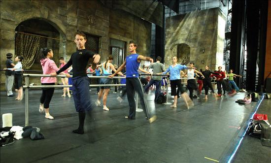El Boston Ballet termina las actuaciones en Barcelona y continúa su gira española