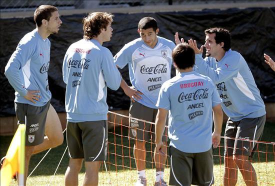 """Victorino dice """"Sudáfrica nos dará el balón pero en contragolpe son de cuidado"""""""