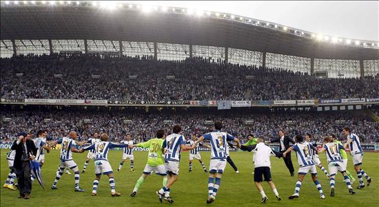 Real Sociedad y Levante se aseguran el ascenso a falta de una jornada