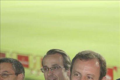 Sandro Rosell se convierte en nuevo presidente del Barcelona