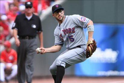 11-4. Wright jonronea dos veces en el triunfo de los Mets