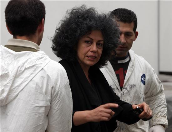 La colombiana Doris Salcedo recibe hoy el Premio Velázquez de las Artes