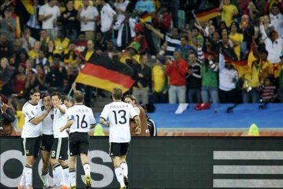 Júbilo en la prensa alemana por la goleada ante Australia