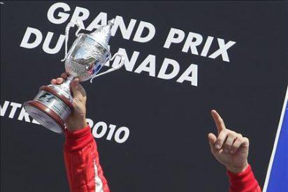 Fernando Alonso vuelve a la pelea