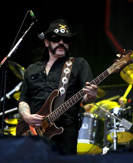 Motörhead deja su pesada impronta rockera en Rock in Rio