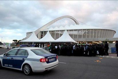 España se traslada a Durban donde se estrenará en el Mundial 2010