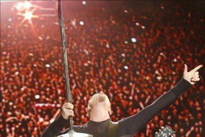 Metallica hace temblar los cimientos de la Ciudad del Rock de Arganda del Rey
