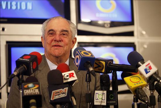 Zuloaga anuncia que no se entregará a la justicia de Venezuela