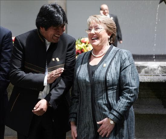 Bolivia dice que la demanda marítima obtuvo el apoyo de diez países miembros de OEA