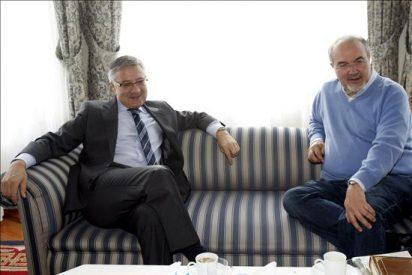 Blanco acusa al PP de contribuir al descrédito de España en el exterior