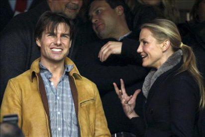 Tom Cruise y Cameron Diaz visitan Salzburgo antes de viajar a Sevilla