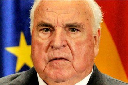 El ex-canciller Kohl rechaza el Premio de los Medios Franco-Alemán