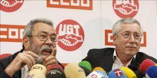 CCOO y UGT dejan la huelga para otoño mientras los partidos siguen negociando