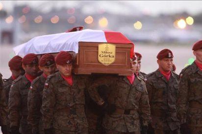 Muere el segundo soldado polaco en cuatro días a causa de ataques talibanes