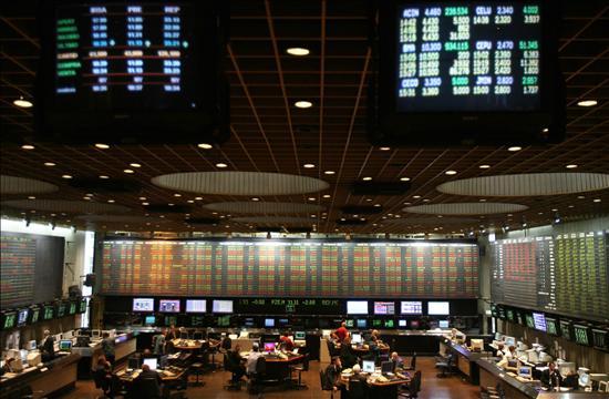 Las plazas de A.Latina y Wall Street son optimistas frente a la recuperación de la eurozona
