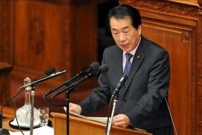 La oposición presenta una moción de censura contra Naoto Kan en Cámara Baja