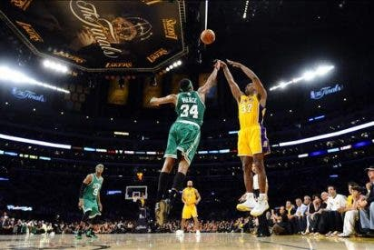 Los Lakers desdibujan a los Celtics y fuerzan el séptimo partido