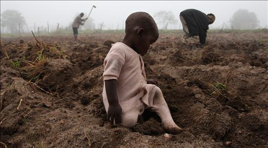 Save the Children advierte de que hay cien días para salvar a 12 millones de niños africanos