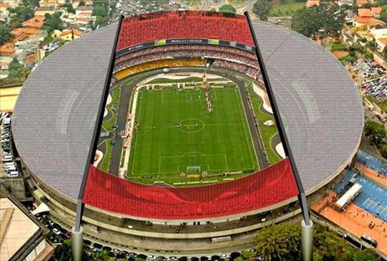 Vetan definitivamente al Morumbi de Sao Paulo como sede del Mundial del 2014