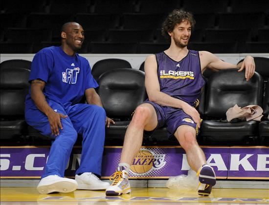 Lakers y Celtics se citan en un duelo final para la historia