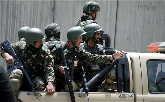 """La OTAN dice que la explosión en el centro de Kabul fue un """"accidente"""""""