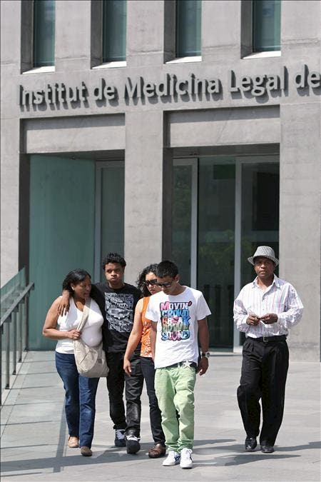 Identificadas todas las víctimas a la espera de contrastar el ADN de la joven rumana