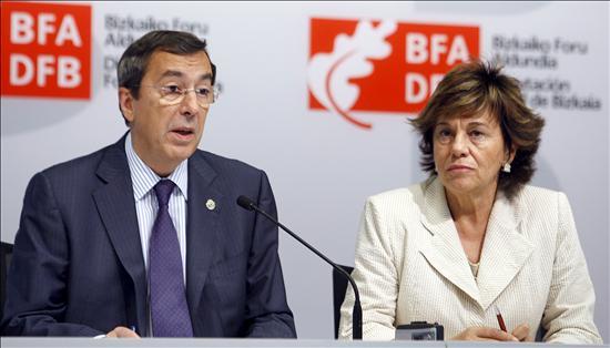 Vizcaya pide al lehendakari que aplace su decisión de vetar ampliar el Guggenheim
