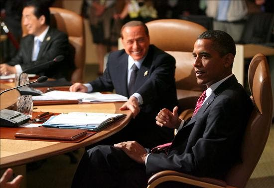 """G8 condena la """"falta de transparencia"""" de Irán y el ataque de Corea del Norte"""