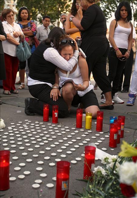 Las familias tendrán los restos de las víctimas en una semana y hay peticiones de repatriar