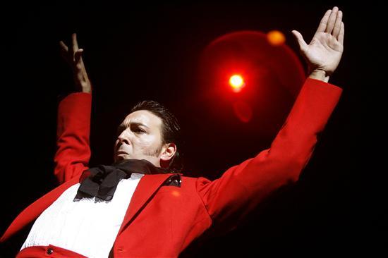 """El bailaor español """"El Pipa"""" dirige al Ballet de Cuba en """"El amor brujo"""""""