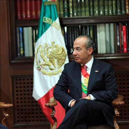 Calderón reclama que la economía no desvíe la atención del cambio climático
