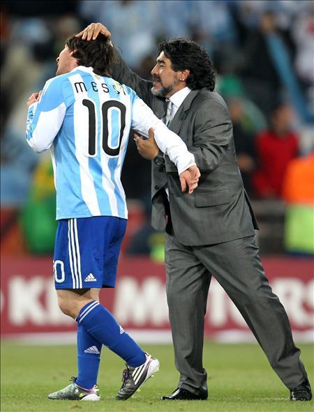 Alemania y Argentina se citan tras despedir a Inglaterra y México