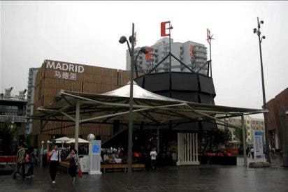 Madrid contabiliza un millón de visitantes en su Árbol de Aire de la Expo 2010