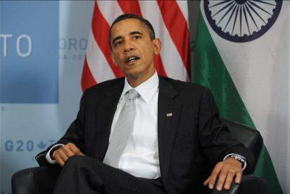 Obama abraza el compromiso de recortar el déficit fiscal a la mitad para 2013